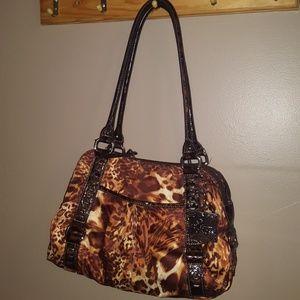 Genna De rossi Bags - Genna De Rossi Leopard Handbag