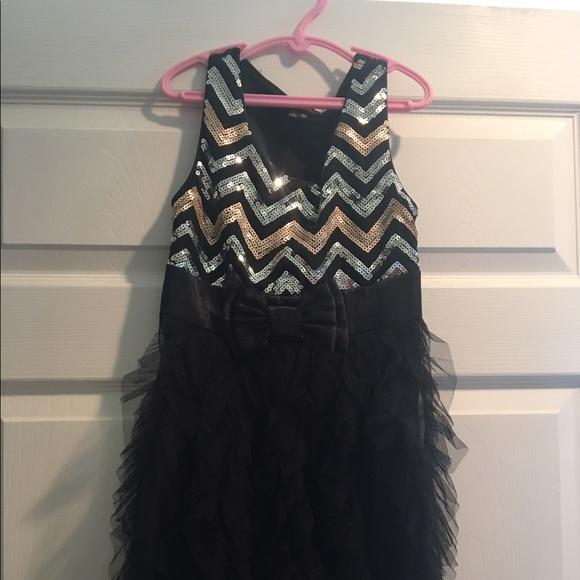 f8e20e2d15 My Michelle girls sparkle dress. Size 10
