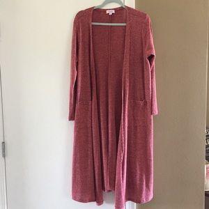 LuLaRoe Sweaters - LulaRoe Sarah long cardigan!