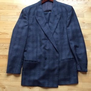 Hugo Boss Other - Cashmere Hugo Boss Suit - Jacket and Pants