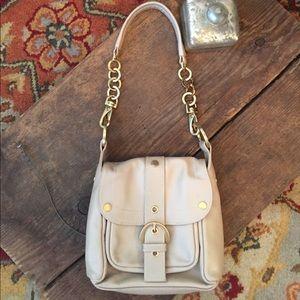 Perlina Handbags - Gorgeous Perlina mini bag with gold chain