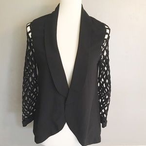 AKIRA Jackets & Blazers - Amira Chicago Black Label EUC size M