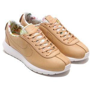 Nike Shoes - Nike x Liberty London Nude Roshe Cortez