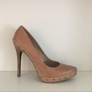 Rachel Roy NWOT studded leather heels