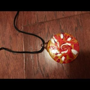 Beautiful Glass made Necklace