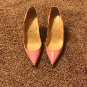 Christian Louboutin Shoes - Authentic Christian Louboutin Pigalle Follies