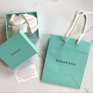 Tiffany & Co. Other - Tiffany & Co. Box and Bag!