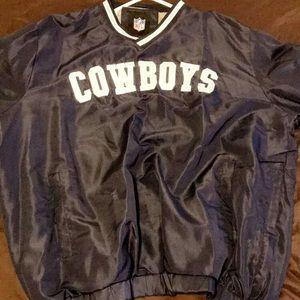 Men NFL cowboys jacket