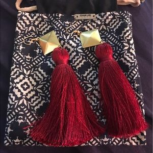 Chan Luu Jewelry - Chan Luu tassle earrings brand new FLASH SALE