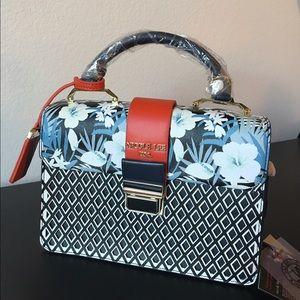 Handbags - Flap top mini handbag