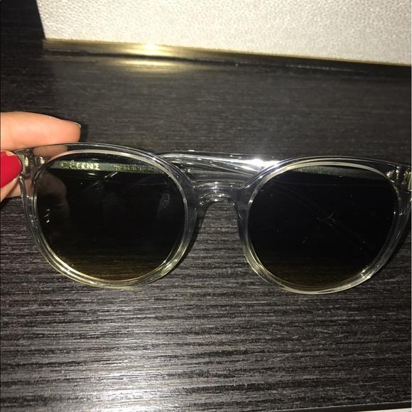 26ee25aa2e00 Celine Accessories - Celine lucite sunglasses