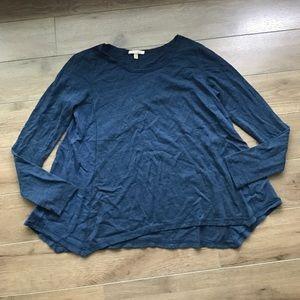 Anthropologie Long Sleeves Crewneck tee shirt xs