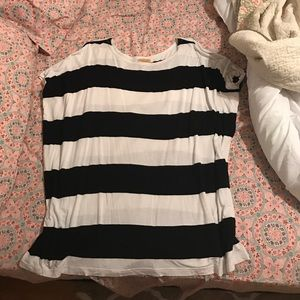 Piko 1988 Tops - Striped short sleeve piko