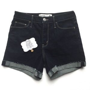 Abercrombie & Fitch High Rise Jean Short size 25
