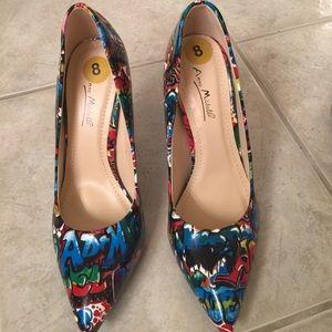 Ann Michell Shoes - Anne Michelle high heels