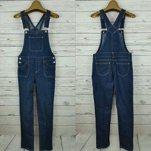 Jordache Pants - {Jordache Vintage Dark Denim Overalls}