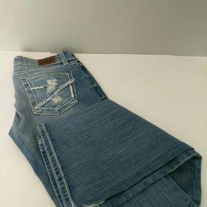 BKE Denim - Distressed BKE Stella Jeans