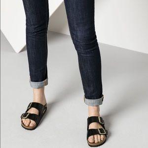 Birkenstock Shoes - Brand New Birkenstock Arizona Free People sandals