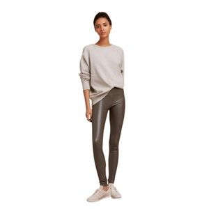 Aritzia Pants - Wilfred Free Stretch Leather Legging