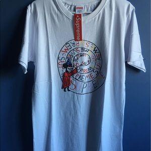 Supreme Other - NWT Supreme Joe Roberts Swirl Tee Shirt