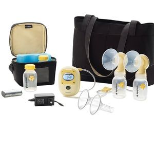 Medela Handbags - Flash sale 🎉🎊 Freestyle Portable Pump Deluxe set