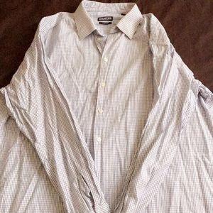 Long sleeve dressing shirt