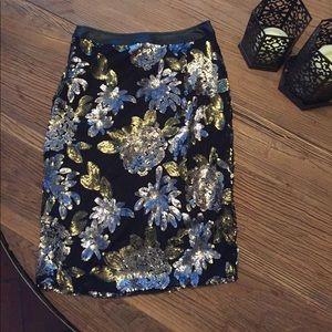JOA Dresses & Skirts - JOA Sequin Skirt