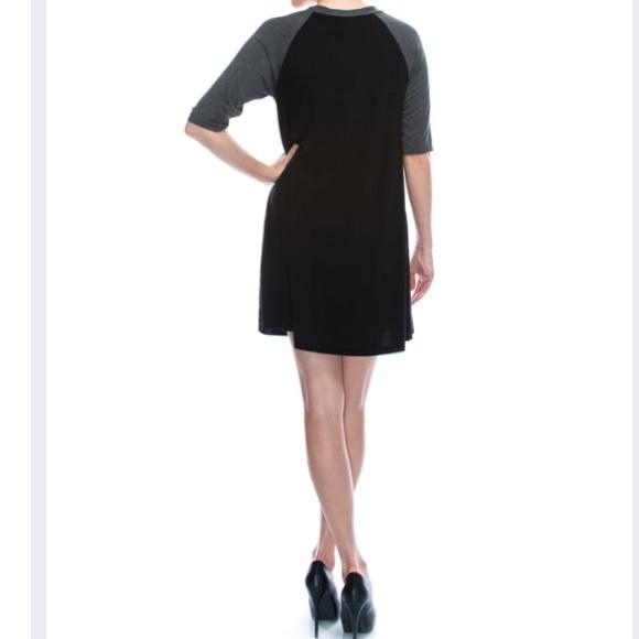 b Sharp Dresses - OFFERS WELCOME ⭐️ NEW Baseball Tshirt Dress