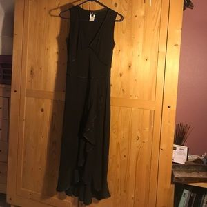 ABS Ruffle Dress