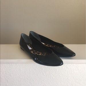 Diane Von Furstenberg Shoes - Patent Leather DVF Flats