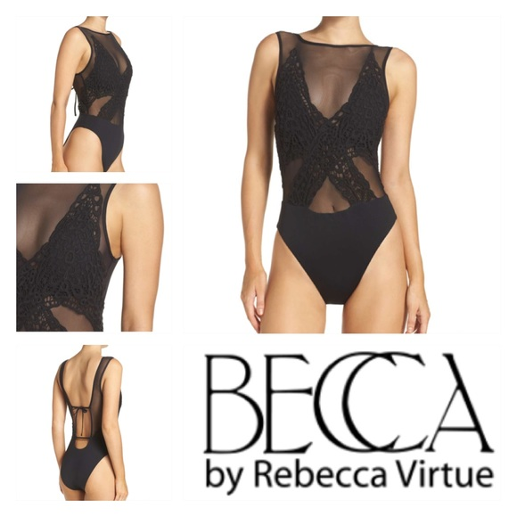 80ecf7223bbb6 BECCA Other - Becca 'Sicily' One-Piece Swimsuit