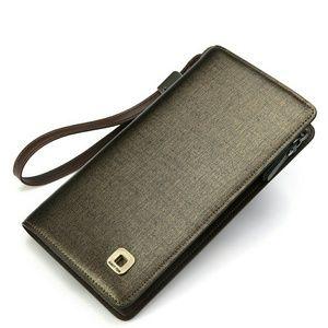 HAUT-TON Other - HAUT-TON Genuine Leather 100% Authentic Wallet