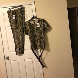 Michael Kors Pants - Michael Kors pants and matching top