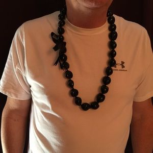 Tiare Hawaii Accessories - Hawaiian 🌺 Kukui Lei