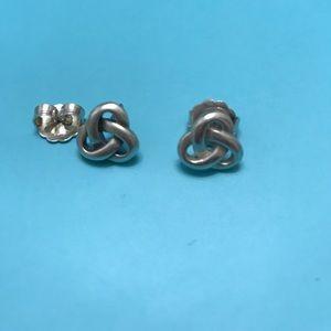 James Avery Jewelry - James Avery Trefoil Ear posts