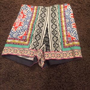 Flying Tomato Pants - Flying Tomato High Waisted Shorts Size Small