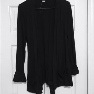 J. Crew Sweaters - J. Crew black cardigan sweater