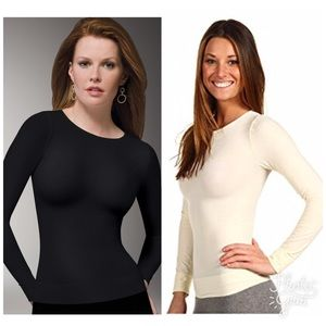 SPANX Other - Spanx on top & in control Long Sleeve shapewear
