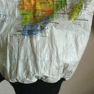 Other vintage map jacket tyvek dupont wearin the world poshmark jackets coats vintage map jacket tyvek dupont wearin the world gumiabroncs Choice Image