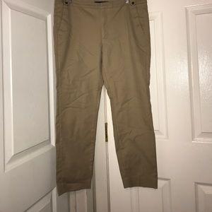 Zara Basic kaki pants
