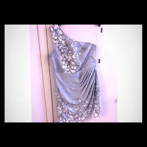Oasis Dresses & Skirts - [Oasis] One Shoulder Dress
