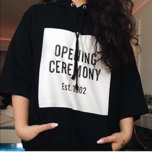 Opening Ceremony Tops - Opening Ceremony size Small sweatshirt