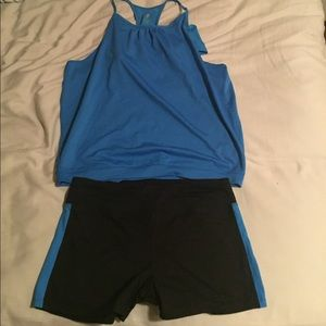 Joe Fresh Other - Work Out SET Tank and Shorts