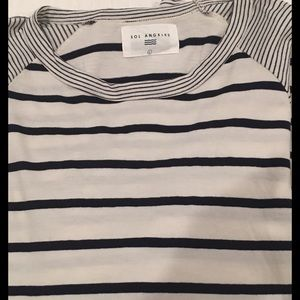 Sol Angeles Other - SOL ANGELES MENS STRIPED T SHIRT SIZE LARGE NWT