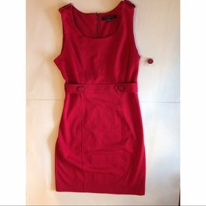 Dresses & Skirts - Red Shift Dress size 0 2 or XS Small