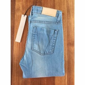 Victoria Beckham Denim - NEW Victoria Beckham Blue Skinny Jeans
