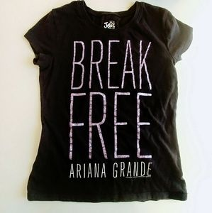 Ariana Grande tshirt from Justice size 12