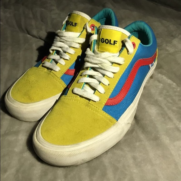 50 off other tyler the creator golf wang vans from tjs