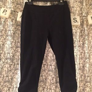 Zella Girl Pants - black leggings
