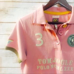 Joules Tops - Tom Joules Regal Team Polo Shirt